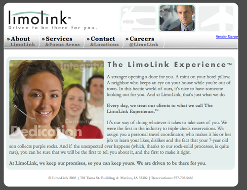 LimoLink